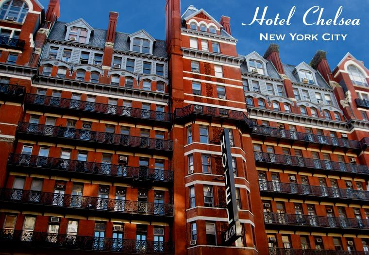 Hotel Chelsea New York Recently Closed Top 10 Haunted Hotels Attractions In America