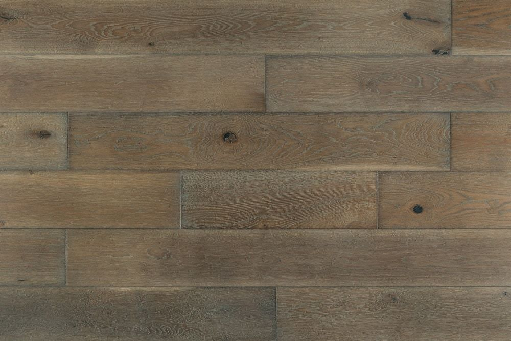 Vanier Engineered Hardwood European Oak Whitewash