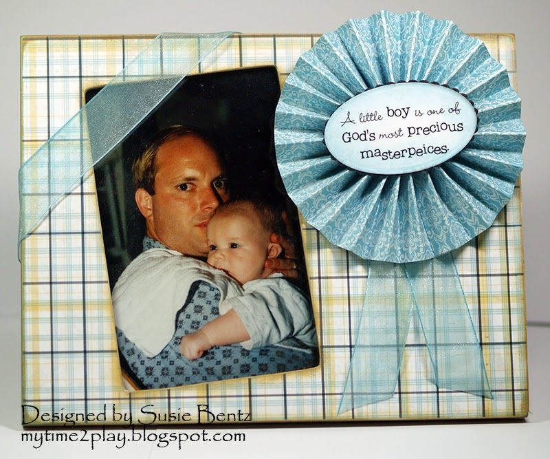 """My Time To Play: """"Precious"""" Baby Frame - Quick Quotes"""