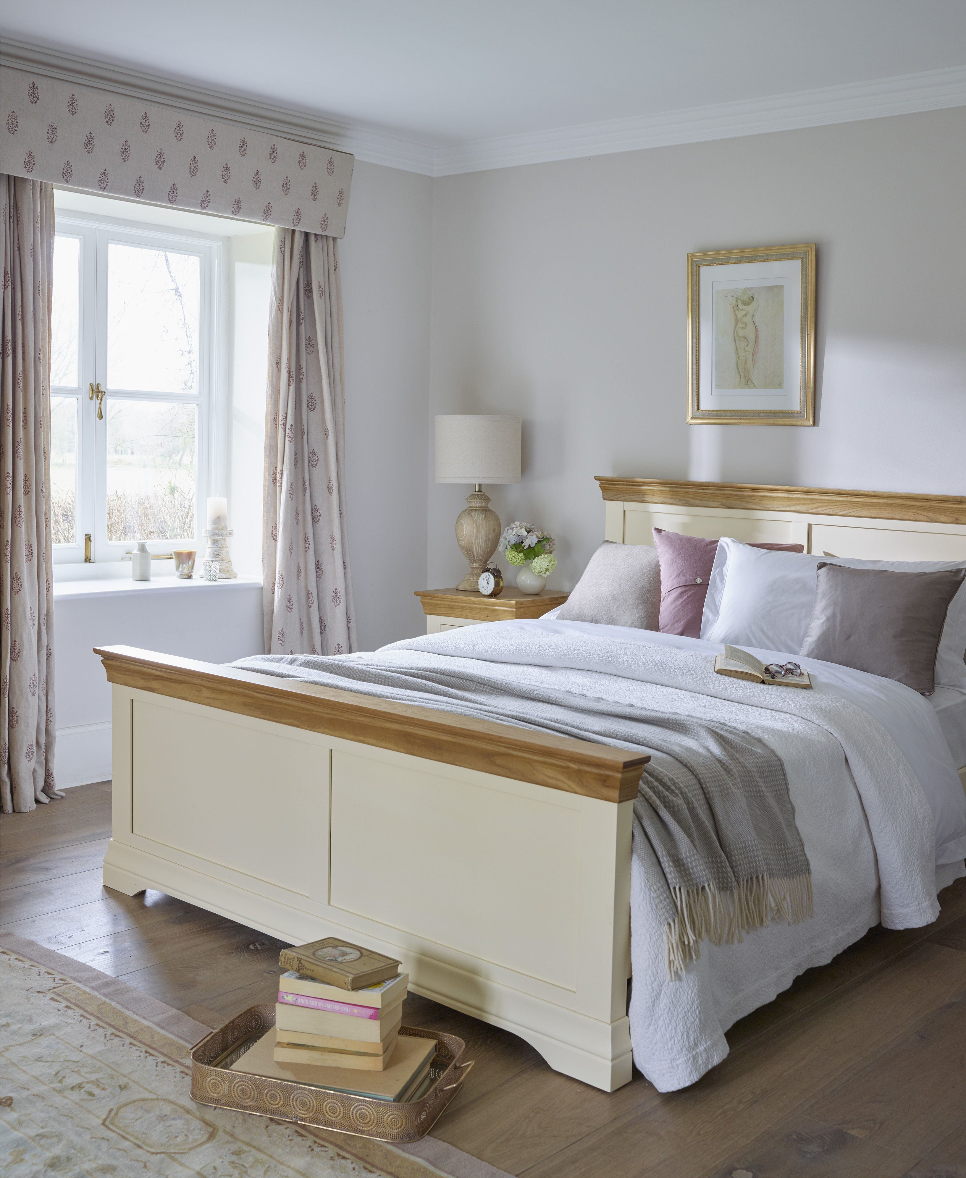 Color Scheme Goals With The Country Cottage Bedroom Furniture