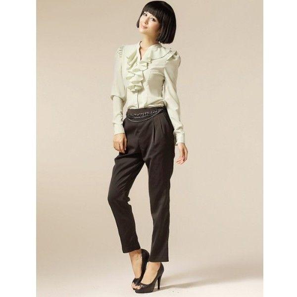 Women Korea Elastic Summer Cotton Large Size Feet Leisure Black... ($20) via Polyvore
