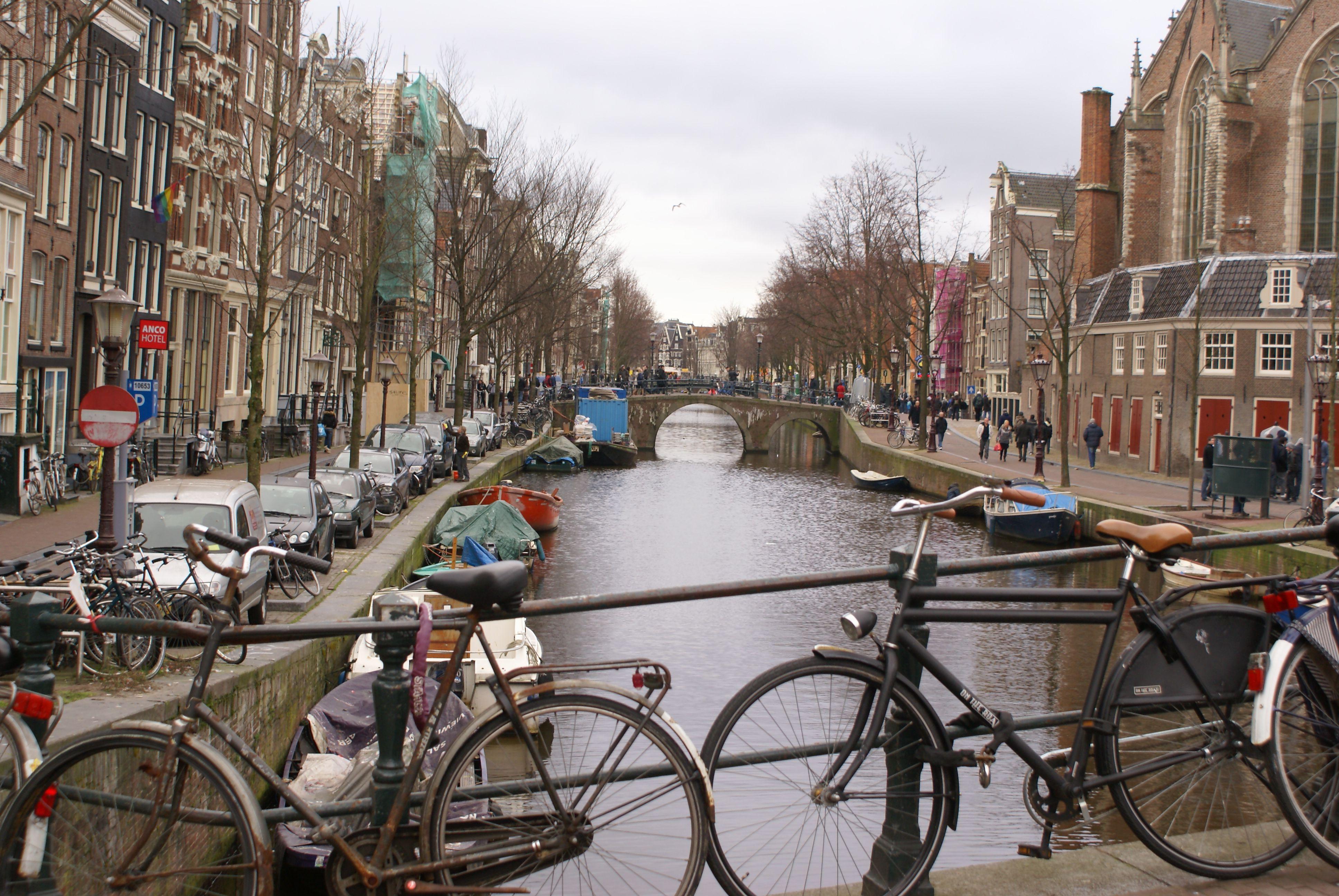 Amsterdam - March 2012