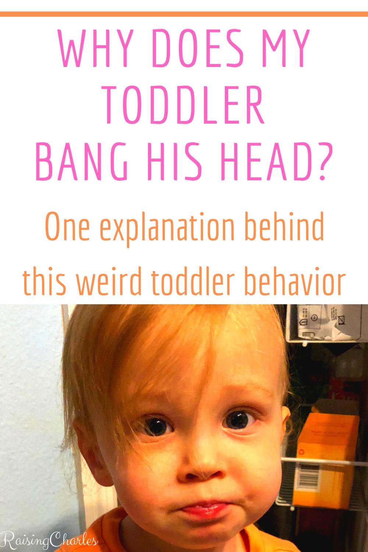 Toddler Head Banging in 2020 | Toddler bangs, Toddler ...
