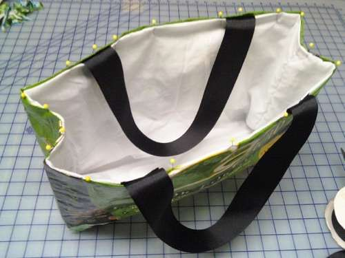 Download Funky Recycled Pet Food Bag Purse Tote Feed Bags Feed Sack Bags Feed Bag Tote