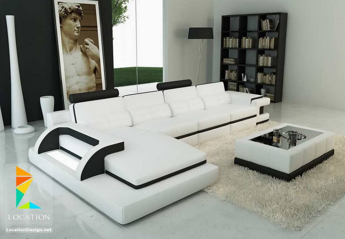 corner and rh pinterest com modern leather sectional sofa with built-in light modern sectional leather sofas