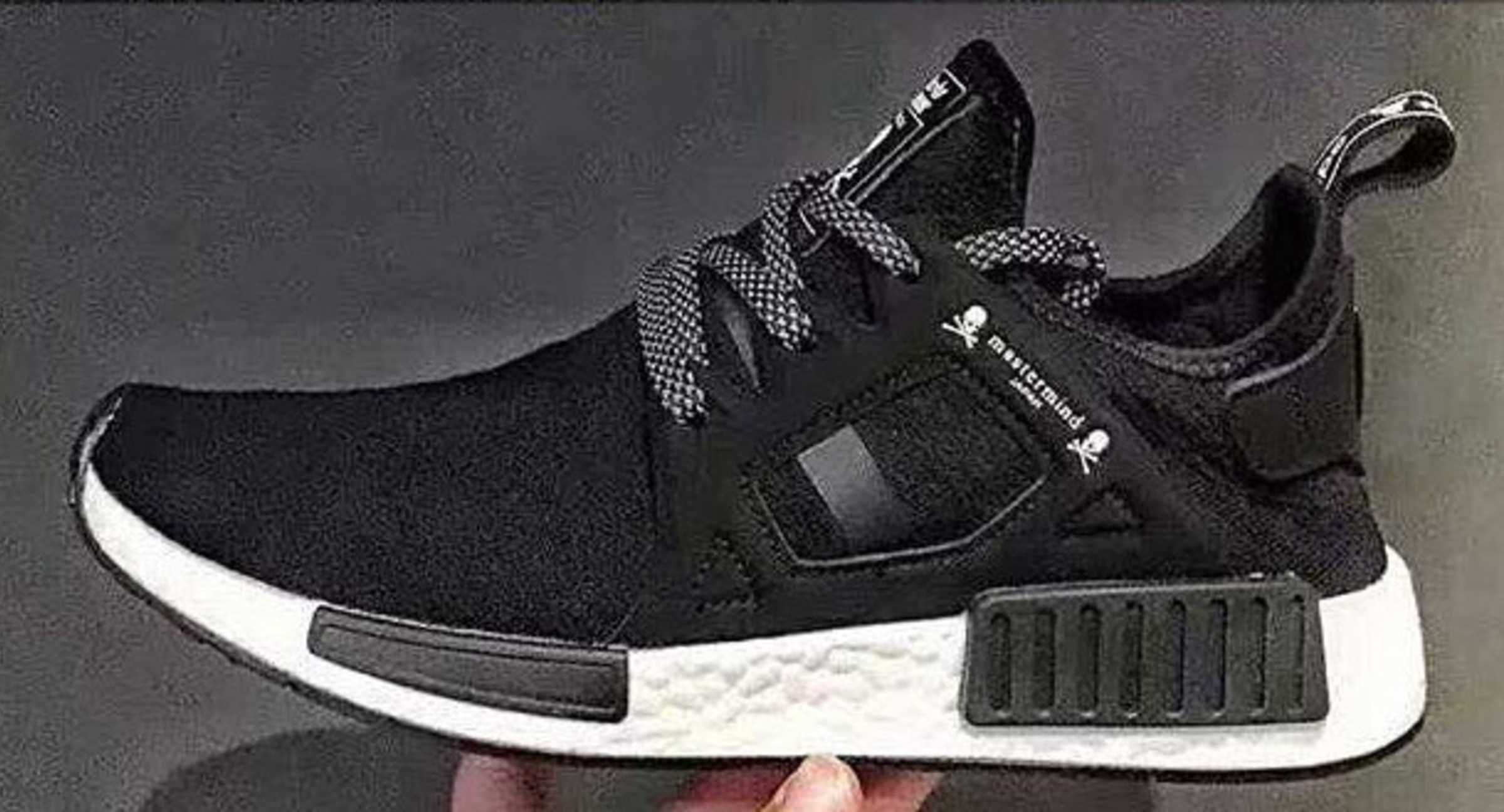 Adidas NMD XR1 x MasterMind Japan Real Boost BA972 | Sale