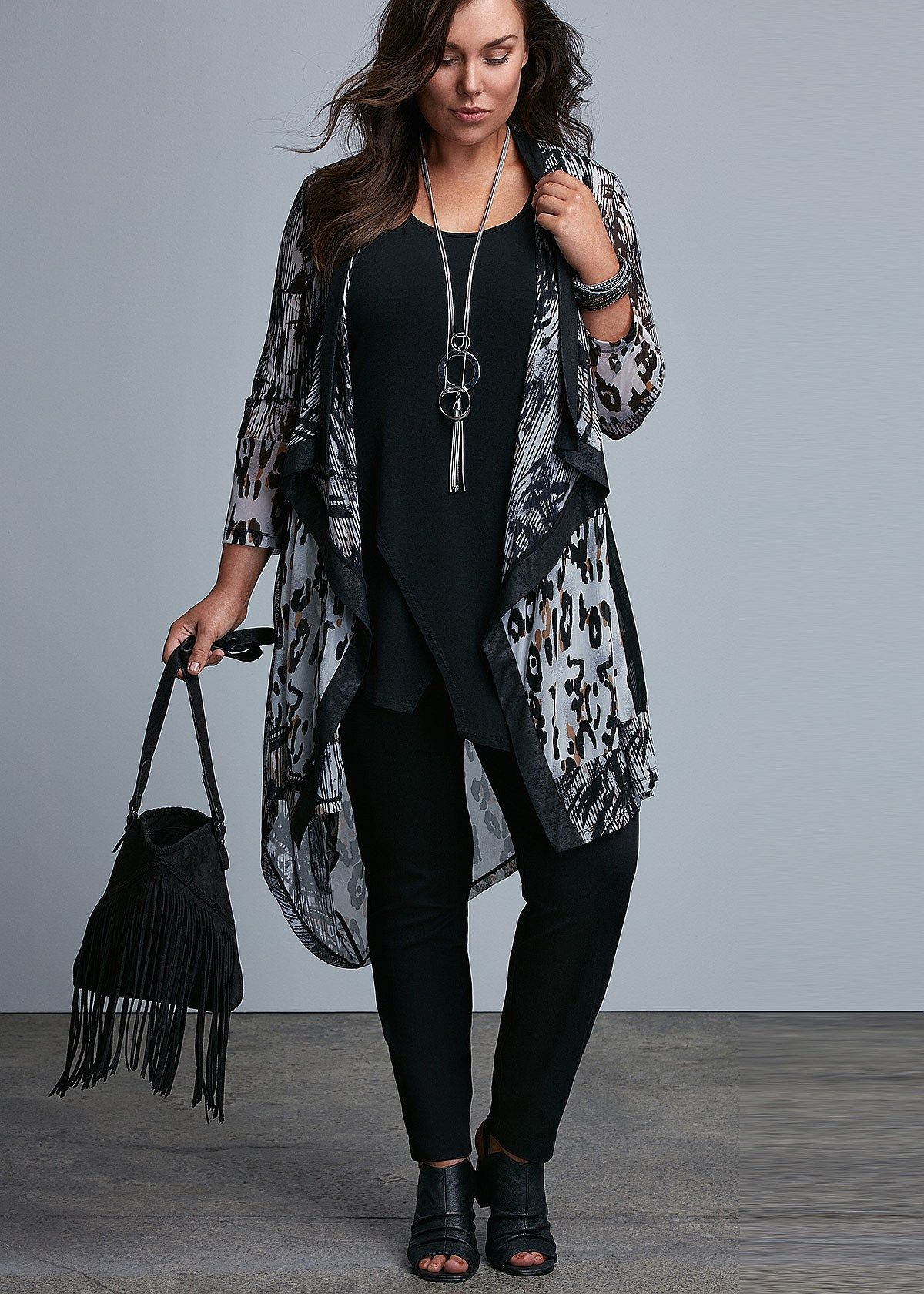 2406afafe1a Step out in style in the latest Plus Size Women's Clothing from ...