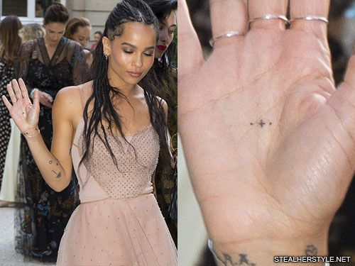 Photo of Zoë Kravitz 55 Tattoos & Meanings | Stehlen Sie Ihren Stil