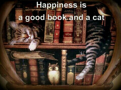 Happiness is....