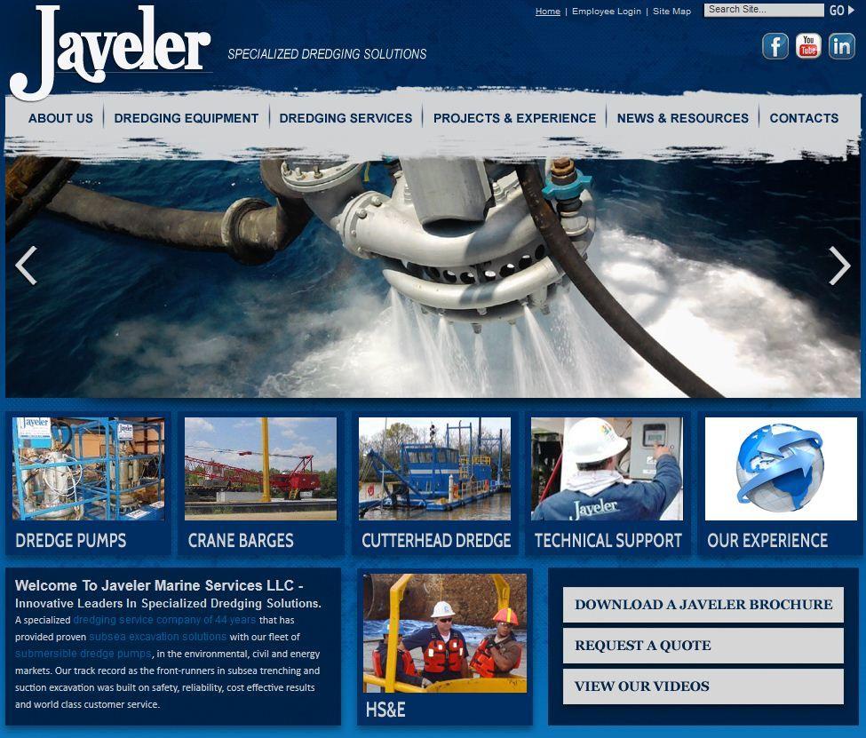 Javeler marine services llcnow powered by bizzuka