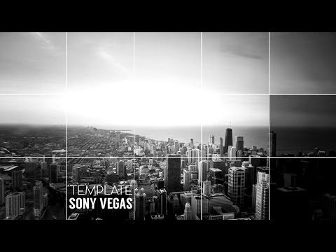 Template Line Slideshow sony vegas 11 12 13 - YouTube | downloads ...
