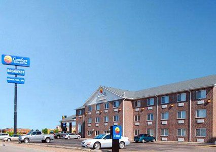 Comfort Inn Suites Hays Ks Place To Stay Hays Hays