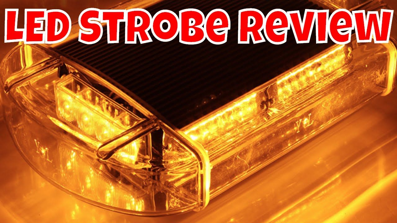 24w Led Emergency Vehicle Tow Towing Truck Strobe Warning Mini Light Bar Mini Light Bar Emergency Vehicles Tow Truck
