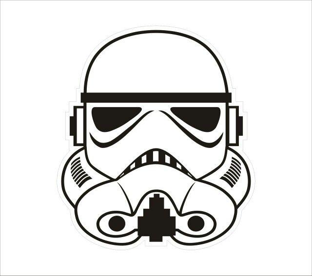 Fanartikel Star Wars Storm Troopers Galactic Empire Schwarz Disney Hut Clone Wars
