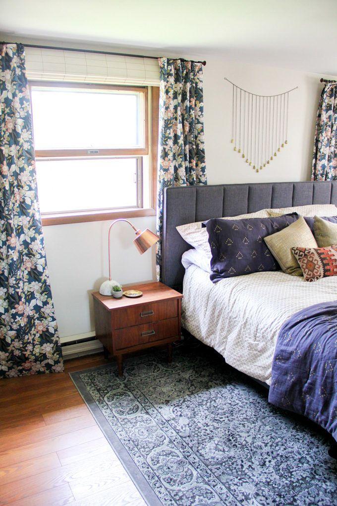 Modern Master Bedroom Reveal Modern master bedroom