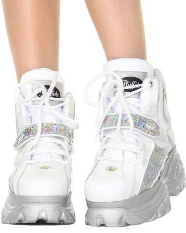 50bd6af2f5a HOLO HIGH CYBER SNEAKER - PREORDER