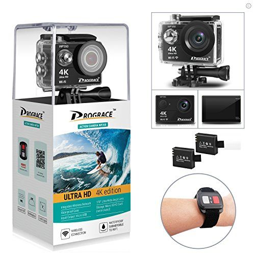 DROGRACE WP350 Sports DV Camera Wifi Video Action Camera