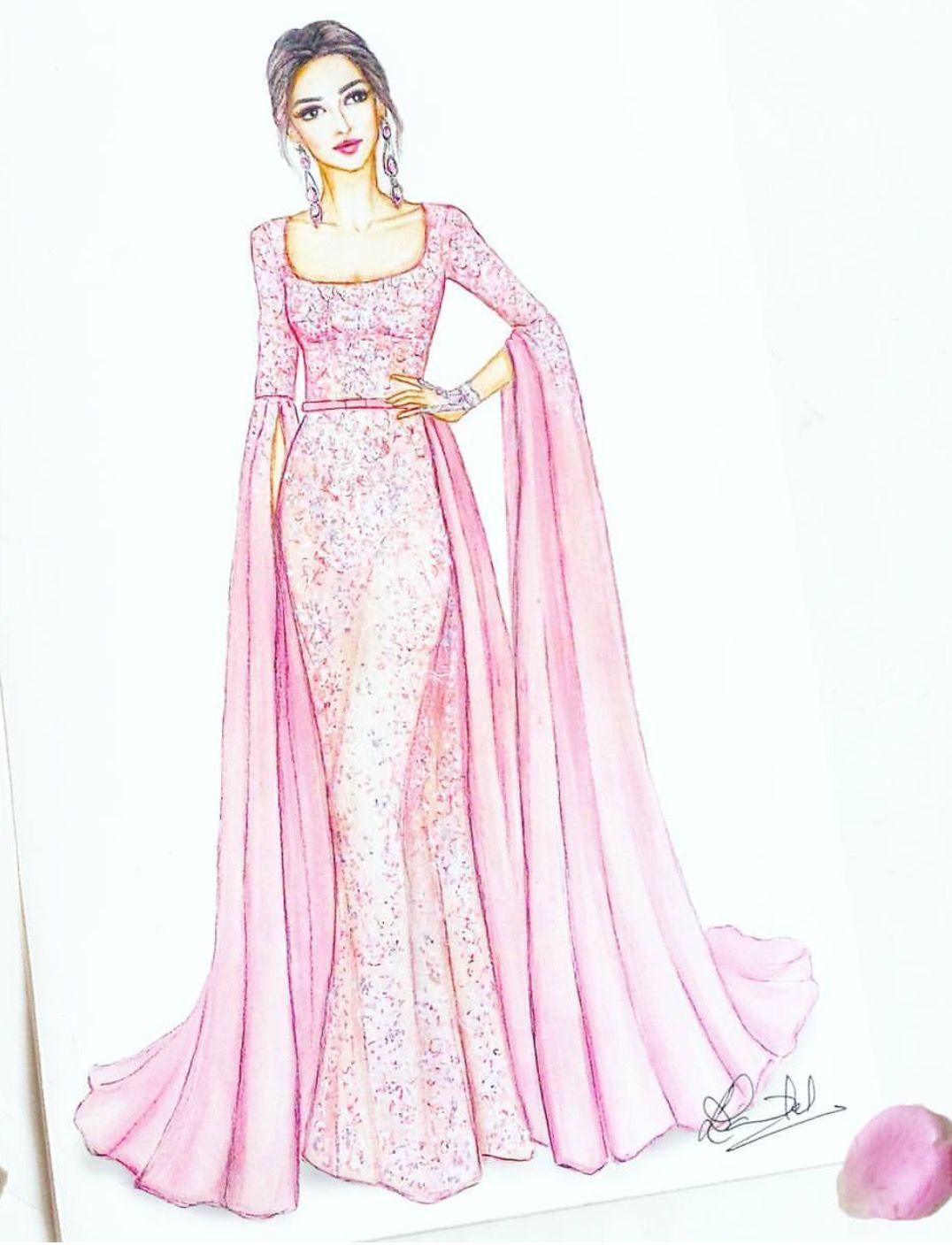 Pin de Archana en Fashion illustration   Pinterest   Bocetos ...