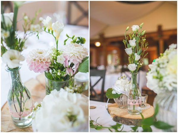 Silke und Thorsten  Hochzeitsdeko  Tischdeko hochzeit