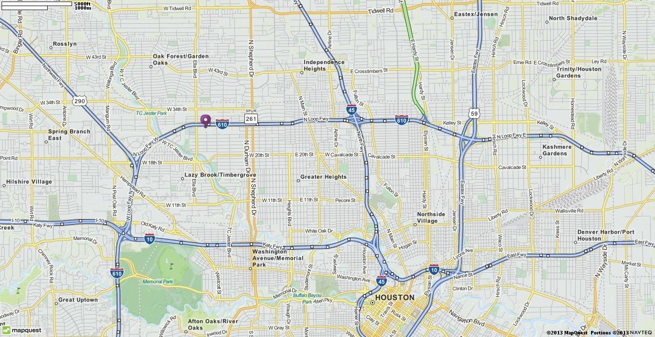 1445 North Loop W, Houston, TX 77008 Directions, Location ...