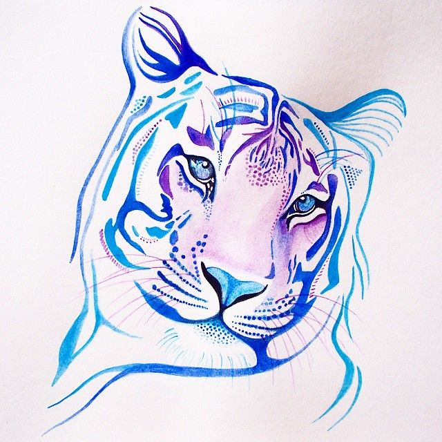 Second tiger ✌️