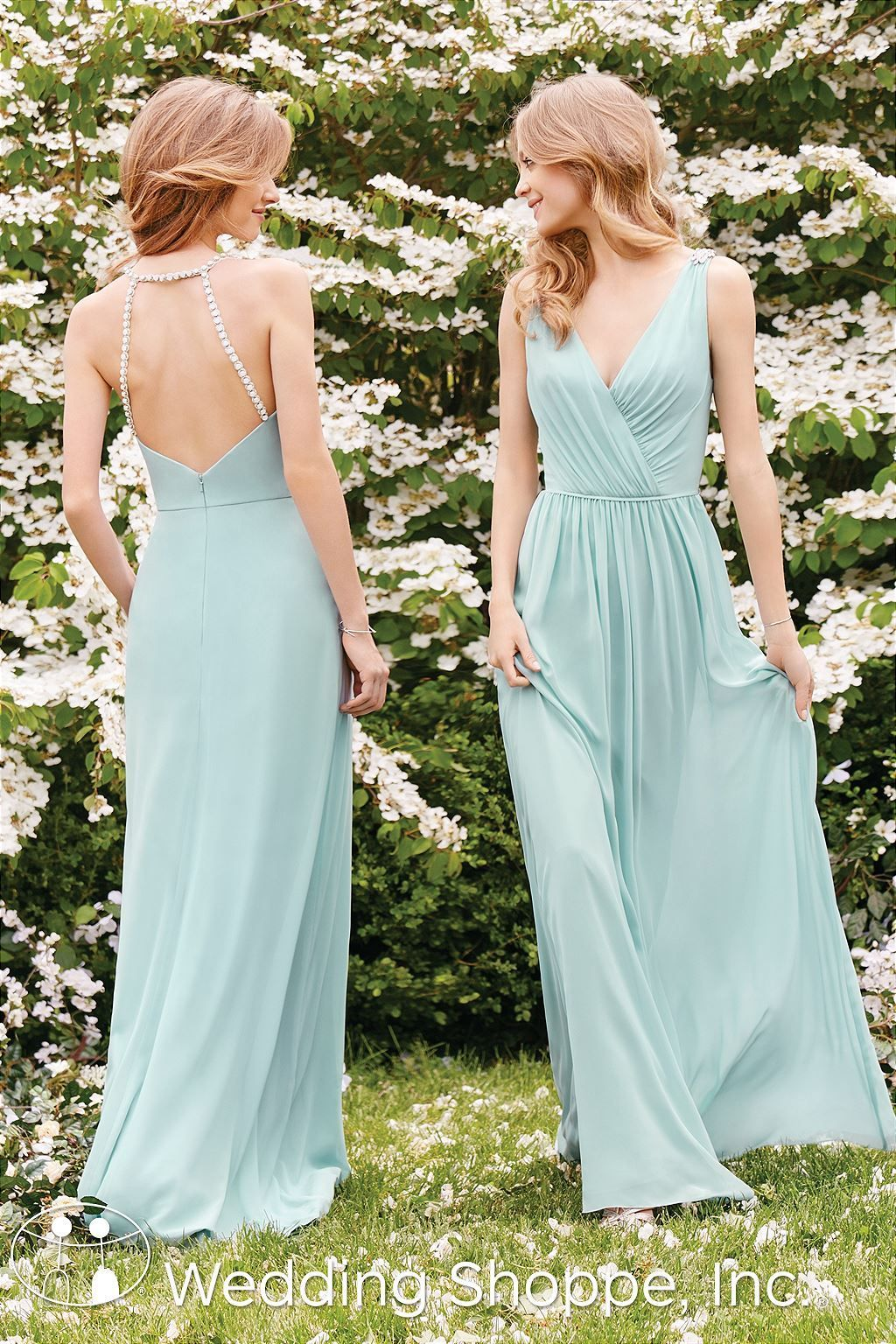 Hayley Paige Occasions 5654 Bridesmaid Dress | The Wedding Shoppe ...