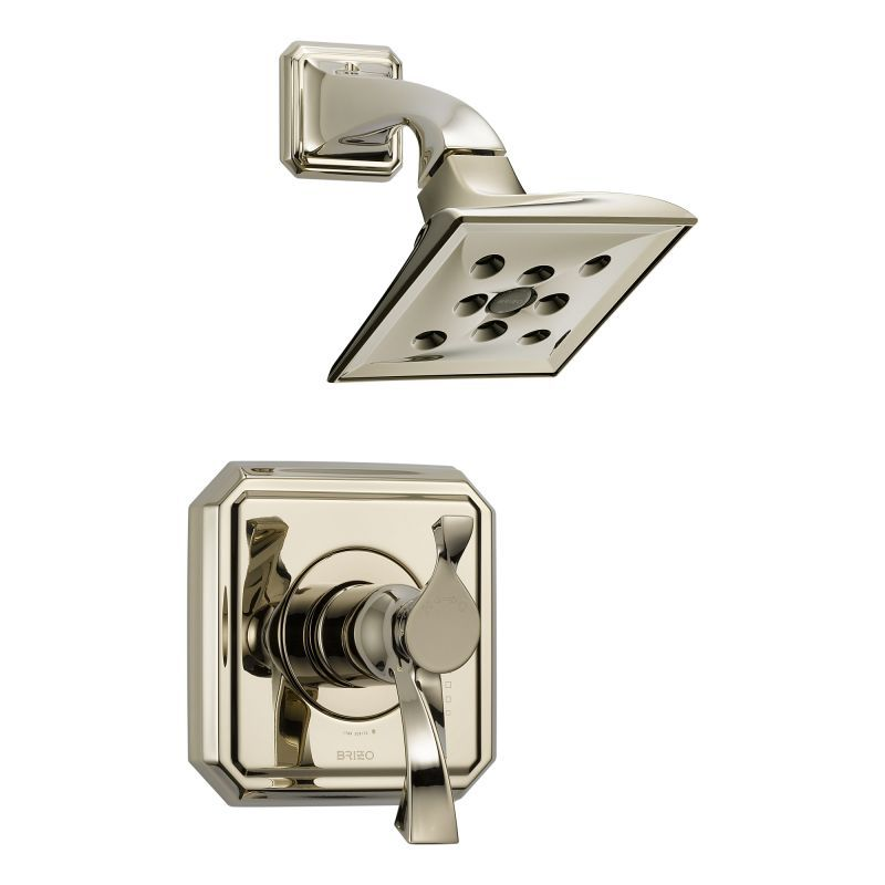 Brizo T60230 Polished Nickel Faucet Shower Faucet