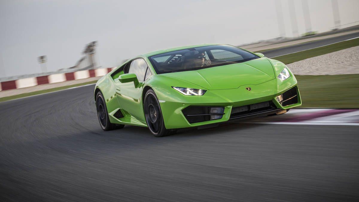 No Bull Lamborghini Huracan Rwd First Drive Lamborghini Lamborghini Huracan Cool Cars