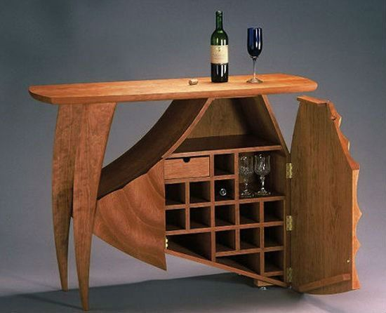 wood liquor cabinet home furniture design - Liquor Cabinet Furniture