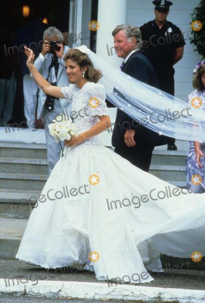 Caroline Kennedy Wedding Pinned By Therese B V H
