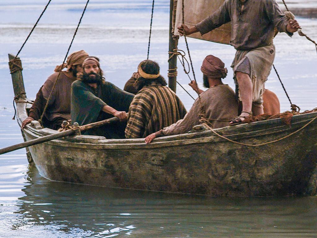 Many conclude that seven of jesus disciples were for Fishing times free