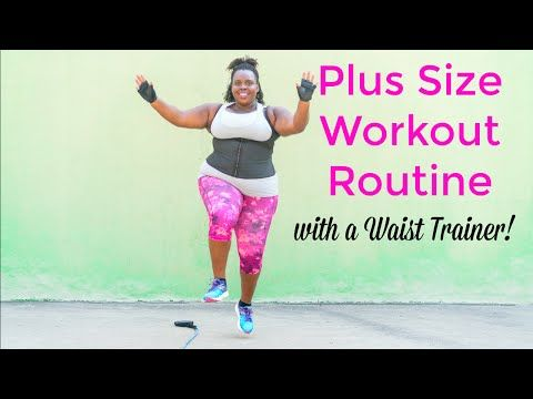 Photo of #PSPfit Workout Video (feat. JC Penney Xersion, Plus Size Workout Clothes)