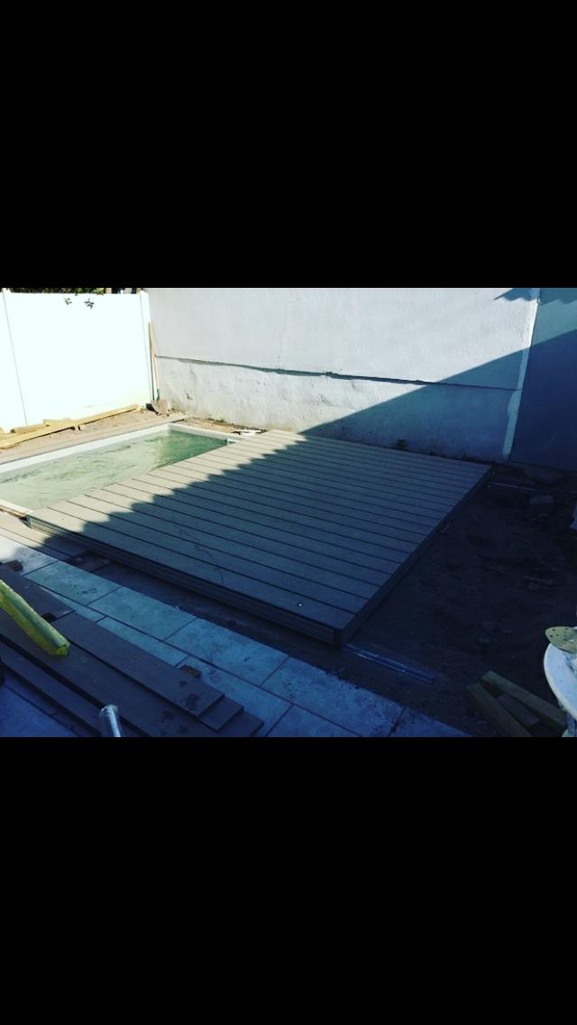 couverture terrasse amovible elegant la lame bamboo systme de protection dutanchit de. Black Bedroom Furniture Sets. Home Design Ideas