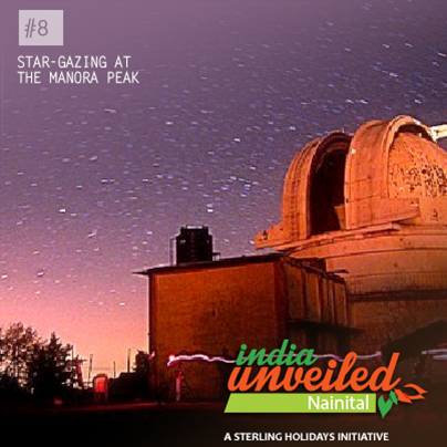 Gaze at the wonderful star-studded sky without any light or pollution to take away from the beauty of the night sky at Manora Peak. It's a great daytime viewing point as well. #Nainital  To download and read more #IndiaUnveiled stories, visit www.indiaunveiled.org