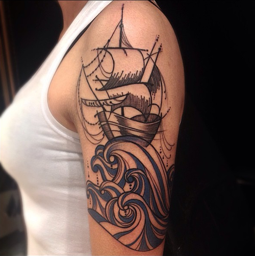 VICTOR MONTAGHINI São Paulo,Brazil Instagram@victormontaghini facebook.com/victormontaghini Email:tattooyou@tattooyou.com.br