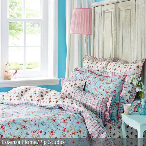 Wohnideen Schlafzimmer Türkis babyblau und türkis romantische schlafzimmer türkis und wohnideen