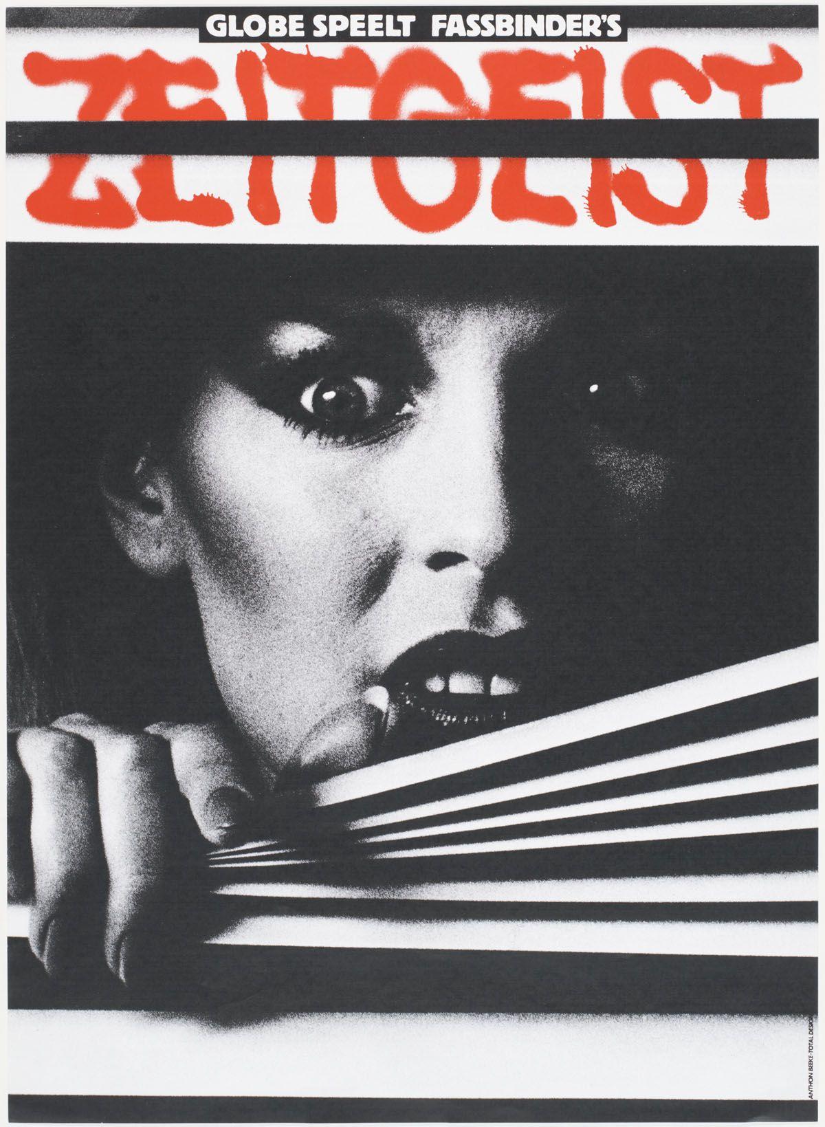 Poster design 1940 - Designer Anton Beeke