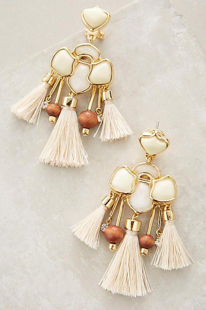 Peking Earrings - anthropologie.com