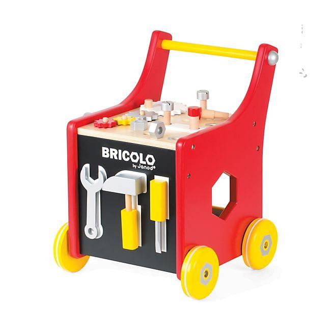 Chariot bricolo magnétique - La Grande Récré   vente de Chariot bricolo  magnétique et de toute une gamme de jeux et jouets Dès 1 an en ligne ou  dans nos 250 ... ff7546fb8bec