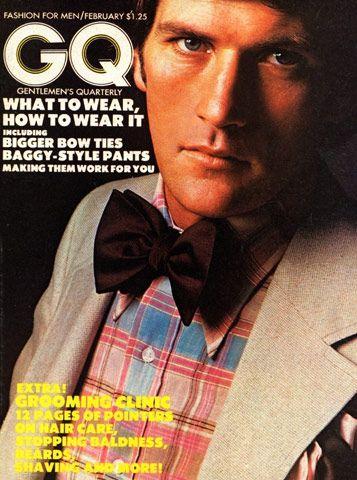 Gentlemen's Quarterly, February 1973