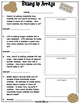 arrays and multiplication multiplication arrays. Black Bedroom Furniture Sets. Home Design Ideas
