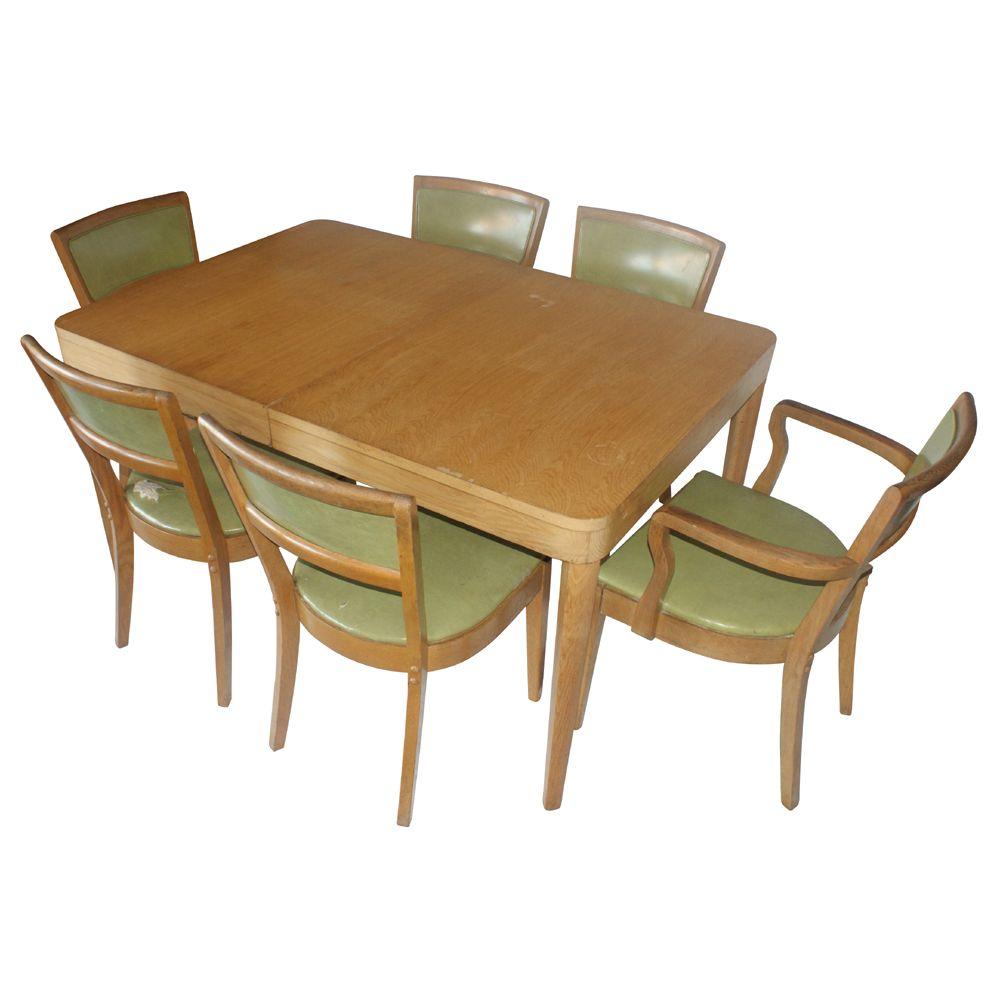 Retro Table And Chairs Esstisch retro, Stuhl retro, Stühle