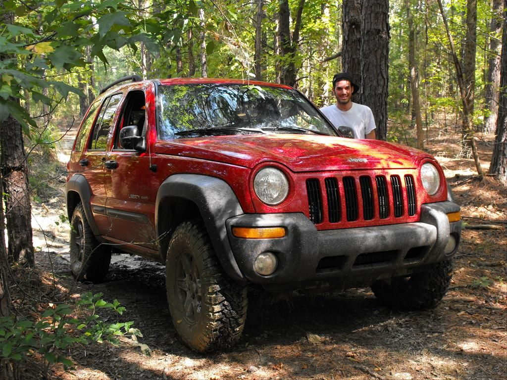afsurfer's 2002 Jeep Liberty in Pineville, NC Jeep