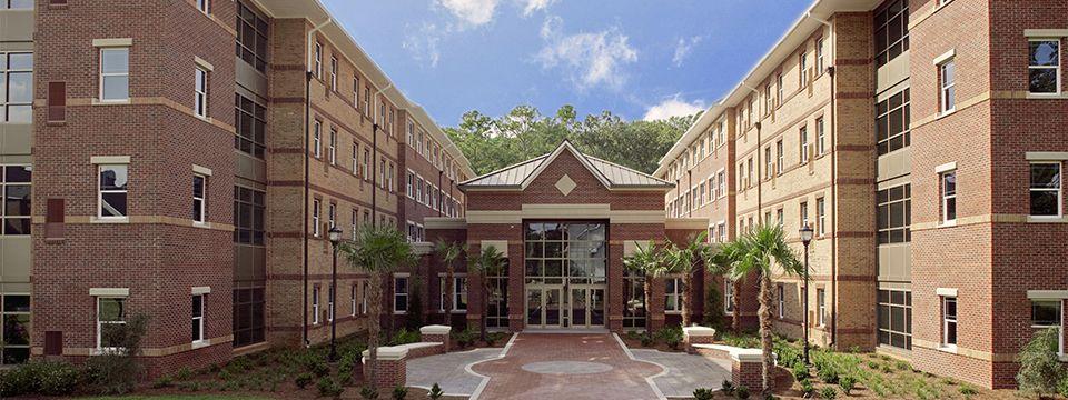 Armstrong Atlantic State University Phase III Windward