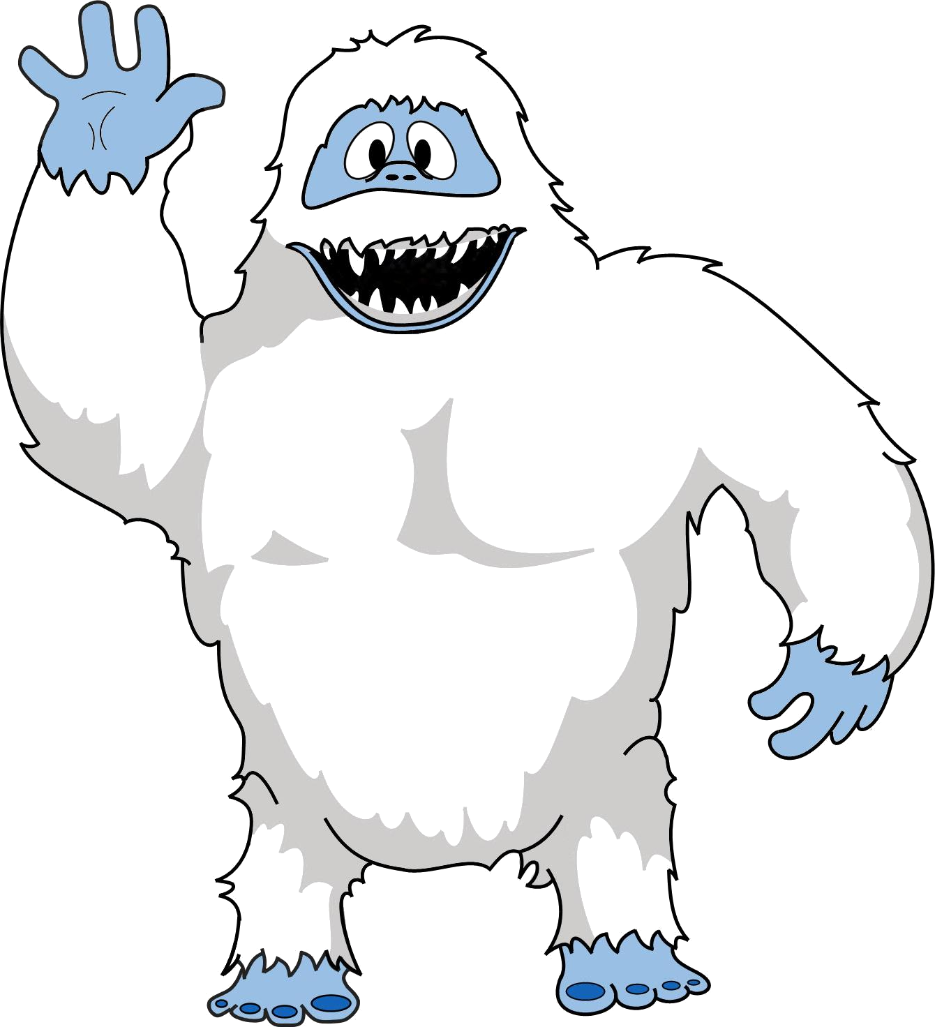 Yetis Transparent Abominable Snowman Png 1340x1472 Abominable Snowman Yeti Logo Snowman