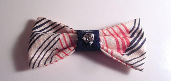 Fabric Bows Tutorial