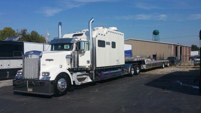 W900l Huge House At 2015 Gbats Joplin Mo Truck Show Big Trucks