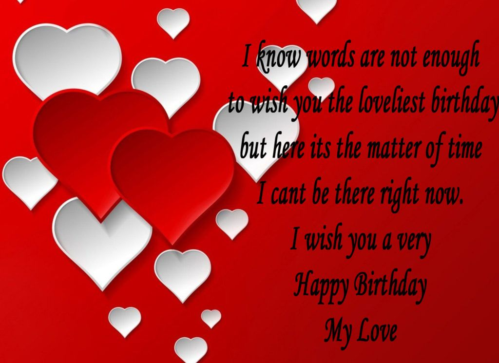 Happy Birthday Wishes For Girlfriend Best