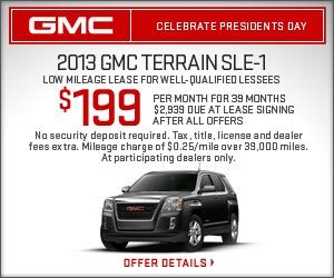 2013 Gmc Terrain Gmc Dealerships Buick Gmc