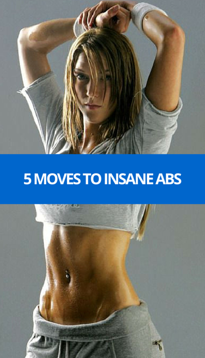 Can You Get Abs From Laughing A Lot 5 Moves To Rock Hard Abs With Images Fitness Body Abs Workout Fitness